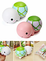 cheap -Squishy Toy Slow Rising Stress Reliever Turtle Safety Convenient Grip Decompression Toys Soft 1 pcs Child's All Toy Gift