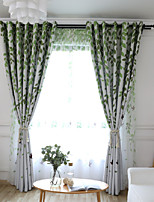 cheap -Gyrohome 1PC GYC2248 Willow Swallow Shading High Blackout Curtain Drape Window Home Balcony Dec Children Door *Customizable* Living Room Bedroom Dining Room