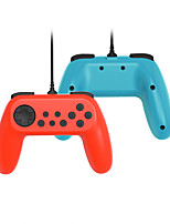cheap -Wired Game Controllers For Nintendo Switch ,  Game Controllers ABS 2 pcs unit