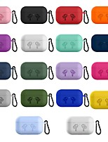 cheap -Case For AirPods Pro Shockproof Headphone Case Soft