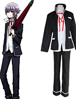 cheap -Inspired by K Yashiro Isana Anime Cosplay Costumes Japanese Cosplay Suits Top Pants Rope For Men's Women's