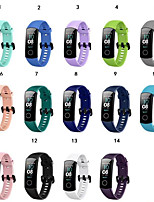 cheap -Watch Band for Huawei Honor Band 4 / Huawei Honor 5 Huawei Sport Band TPE Wrist Strap