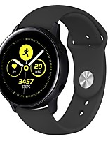 cheap -Watch Band for Huawei Watch GT2 42mm Huawei Modern Buckle Silicone Wrist Strap
