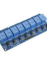 Недорогие -5v 8-канальный модуль релейной платы рис AVR DSP руку для Arduino