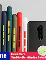 Недорогие -Мятный гибридный простой матовый чехол-чехол для телефона xiaomi mi 10 / mi 10pro / mi 9 / cc9 pro / k30 / k20 pro / redmi note 8 pro / note 7 / 8a противоударный мягкий тпу силиконовый прозрачный