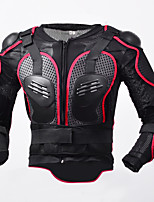 Недорогие -профессиональный мотокросс доспехи езда наездник мотоцикла спандекс ткань поли износостойкие доспехи защитное снаряжение грудь локоть