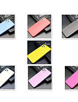 cheap -Case For Apple iPhone 11 / 11 Pro /11 Pro Max/X/XS/XR/XS Max/7P/8P/7/8  Ultra-thin Back Cover Solid Colored PC