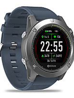 cheap -Zeblaze VIBE3 HR Unisex Smartwatch Android iOS Bluetooth Waterproof Heart Rate Monitor Health Care ECG+PPG Pedometer Sleep Tracker Temperature Display