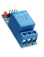 Недорогие -5 В низкий уровень триггера один 1-канальный релейный модуль интерфейсная плата щит DC AC 220 В для Arduino