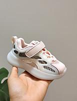 Недорогие -Девочки Удобная обувь Сетка Спортивная обувь Малыш (9м-4ys) Розовый / Белый / Черный Весна