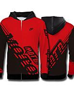 Недорогие -moto gp внедорожный мотоцикл джерси флис теплый свитер езда на велосипеде одежда скоростной спуск одежда спортивная повседневная куртка