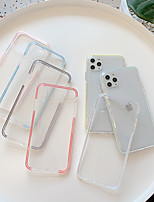 cheap -Shockproof TPU Transparent Phone CaSE 2020 for Apple iPhone 11 Pro Max X XR XS Max 8 Plus 7 Plus 6 Plus SE 2020 Back Cover