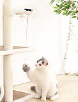 Недорогие -Дразнилки Коты Животные Игрушки Фокусная игрушка пластик Плюш Подарок