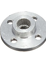 Недорогие -10шт 25т м3 отверстие металлический сервопривод рожок mg995 mg996r для rc самолет сервопривод