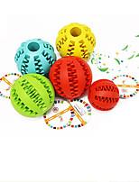 Недорогие -Жевательные игрушки Игрушка для очистки зубов Собаки Коты Животные Игрушки Фокусная игрушка Ластик Подарок
