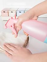 Недорогие -пластиковая лейка для комнатных растений опрыскиватель микро-ландшафт рука давление лейка конфеты спрей бутылку цвет случайный
