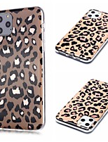 cheap -Case For Apple iPhone 11 / iPhone 11 Pro / iPhone 11 Pro Max Plating / IMD / Pattern Back Cover Tile TPU