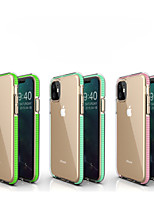 cheap -Case For Apple iPhone 11 / iPhone 11 Pro / iPhone 11 Pro Max Shockproof Back Cover Tile TPU