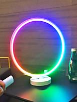 Недорогие -Лампа для чтения Защите для глаз / LED Современный современный Встроенная литий-батарея Назначение Спальня силикагель AC100-240V