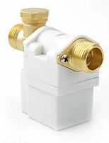 Недорогие -Электромагнитный клапан подачи питающей воды DC12V 1/2 BSP для солнечного водонагревателя макс.