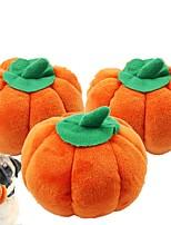 Недорогие -Плюшевые игрушки Игрушки с писком Собаки Животные Игрушки 1шт Подходит для домашних животных Продукты питания Плюш Подарок