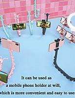 Недорогие -универсальный гибкий 360 ленивый милый червячный стенд держатель многофункциональный настольный кронштейн мобильного телефона