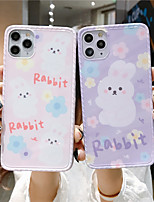 cheap -Case For Apple iPhone 11 / iPhone 11 Pro / iPhone 11 Pro Max Shockproof / with Stand / Pattern Back Cover Word / Phrase / Animal / Cartoon PC