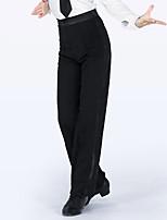 Недорогие -латиноамериканские днища для мужчин / мальчиков training тренировка по рюшам / сплит-суставам / штаны из натурального эластана