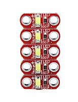 Недорогие -Smd белый светодиодный модуль для лилипада напряжения