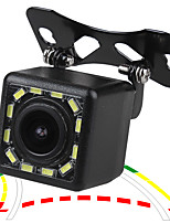 cheap -ZIQIAO 480TVL 720 x 480 CCD Wired 170 Degree Rear View Camera Waterproof for Car
