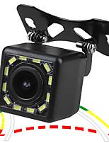 Недорогие -ziqiao 480tvl 720 x 480 ccd проводная камера заднего вида 170 градусов водонепроницаемый для автомобиля