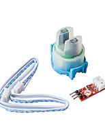 Недорогие -модуль датчика обнаружения частиц воды мутность жидкости 3.3-5v 0-1000 нту