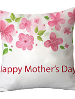 cheap -Mother's Day pattern pillow sofa sofa pillow pillowcase