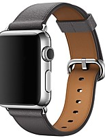 cheap -Watch Band for Apple Watch Series 4 / Apple Watch Series 4/3/2/1 / Apple Watch Series 3 Apple Leather Loop Genuine Leather Wrist Strap