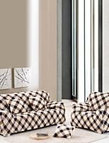 cheap -Nordic Simple Style Sub Pattern Elastic Sofa Cover Single Double Three Person Sofa Cover Stretch