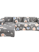 cheap -Snow Print Dustproof All-powerful Slipcovers Stretch Sofa Cover Super Soft Fabric Couch Cover with One Free Pillow Case