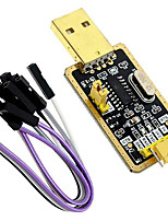 Недорогие -5 шт. Ch340g rs232 обновить usb для ttl автоматический конвертер адаптер stc модуль кисти