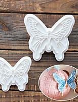 Недорогие -Резак бабочка торт тиснение sugarcraft поршень фондант пресс-формы