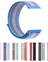 Недорогие -Ремешок для часов для Fitbit Versa / Fitbi Versa Lite / Fitbit Versa2 Fitbit Спортивный ремешок Нейлон Повязка на запястье