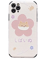 cheap -Case For Apple iPhone 11 / iPhone 11 Pro / iPhone 11 Pro Max Pattern Back Cover Cartoon TPU