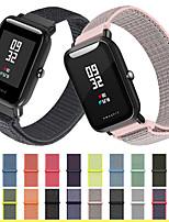 Недорогие -Ремешок для часов для Huawei Watch GT / Samsung Galaxy Watch 46 / Samsung Galaxy Watch 42 Samsung Galaxy Спортивный ремешок Нейлон Повязка на запястье