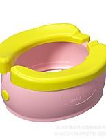 Недорогие -Детские портативные горшки младенческой и детской автомобильные складные унитазы детский туалет 1шт