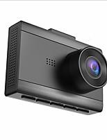 Недорогие -Новый автомобильный видеорегистратор Haisi 4K Wi-Fi HD ночного видения Автомобильный видеорегистратор GPS-позиционирование Мониторинг парковки Задний снимок видеорегистратор с Wi-Fi / мониторинг