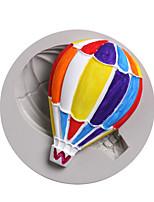 Недорогие -1шт воздушный шар цветной шоколадный фондан шоколадные формы силиконовые поделки