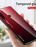 Недорогие -Роскошный градиент из закаленного стекла чехол для телефона для xiaomi redmi note 8t note 8 pro k20 note 7 redmi 8a redmi 7a redmi 8 redmi 7 противоударная задняя крышка из мягкого тпу с силиконовой