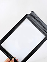 cheap -2pcs Magnification 3X Large Reading Magnifier A4 Full Page Sheet Magnifying Glass Book  Lens Page