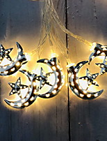 cheap -3m String Lights 20 LEDs Warm White Party / Decorative 5 V