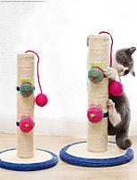 Недорогие -Царапины Коты Животные Игрушки Фокусная игрушка сизаль Подарок