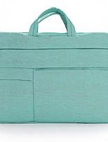 Недорогие -1шт woveno сумка для ноутбука внутренний чехол логотип / яблоко macbook 13 15