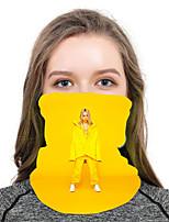 Недорогие -Жен. Активный / Классический Прямоугольный платок / bivakmutsen С принтом